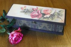 Shabby Cottage, Shabby Chic, Decorative Boxes, Rose, Discussion, Service, Inspiration, Home Decor, Beautiful