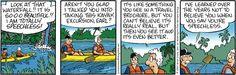 Pickles Comic Strip, April 18, 2015 on GoComics.com