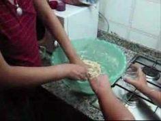 Receta Tortillas de Harina - YouTube