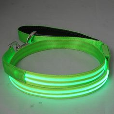LED dog products - Keep Them Safe! Hank needs this! Black dogs are so hard to find at night!