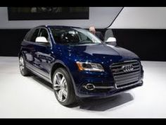 Audi unveiled a high-performance version of its Q5 here in Detroit. James Riswick interviews Edmunds.com Editor Ed Hellwig to find out more about it.