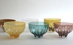 ren Bowl S / Hiroy Glass Studio - Hiroy Hanaoka ヒロイグラススタジオ 花岡央