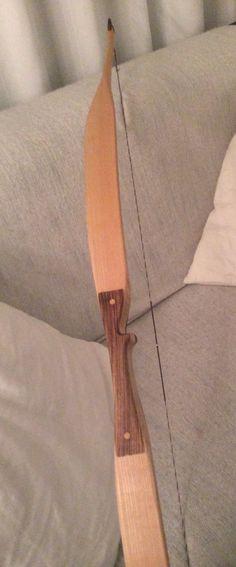 Ash mollegabet board bow by Leonwood