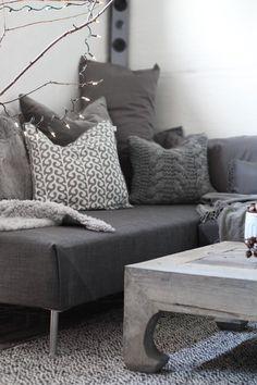 DIY chaise lounge sofa by carole