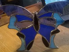 Check out this item in my Etsy shop https://www.etsy.com/listing/259866840/stained-glass-butterfly