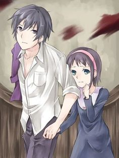 These cuties just overwhelm me with feels~ Yuka and Kizami
