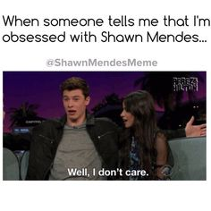 Shawn Mendes and Camila Cabello- Meme/ interview