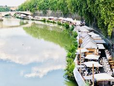 As if the atmosphere in Rome could not get any more perfect, Lungo il Tevere electrifies Roman nightlife with its 16th annual edition till September 3rd.
