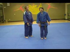 some judo throws, cant do jui jitsu without getting them to the ground lol