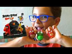OCCHIOLOTTI ANGRY BIRDS - Leo Toys