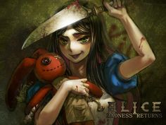 alice madness returns backround free, 1440x1080 (318 kB)