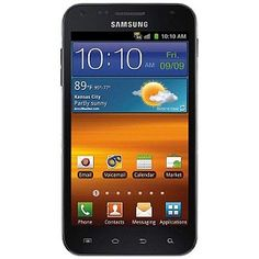 Samsung Epic 4G Touch Galaxy S II Sprint. Your Cash Offer:$45.00