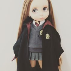 Harry Potter x Rapunzel Disney Animator Collection Doll by Sweepylove