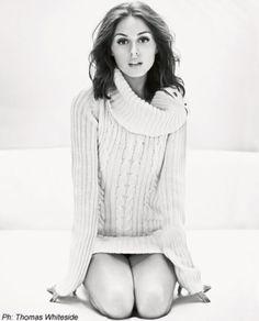 black and white, fashion, photography, Olivia Palermo