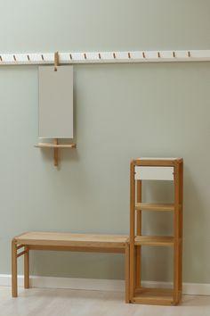 Shaker Furniture, Shaker Style, Wood Design, Home Organization, Design Inspiration, Woodworking, Shelves, Amish, Faucet