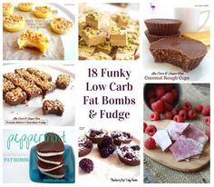 Fat Bombs are the Bomb! on Pinterest | Fat bombs, Keto and Low carb ...