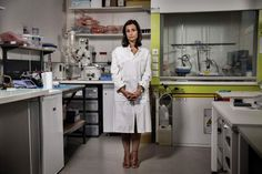 She May Solve One of the Oldest Problems in Surgery