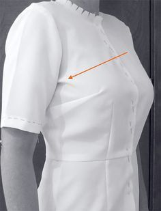 Sure-Fit ™ Designs Блог: The Perfect Fit! Sewing Lessons, Sewing Blogs, Sewing Hacks, Sewing Tutorials, Sewing Tips, Techniques Couture, Sewing Techniques, Dress Sewing Patterns, Clothing Patterns