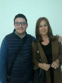Con Maria Dueñas al Cervantes Milano