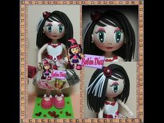 Haz una fofucha niña conmigo. Parte 2. Cuerpo, manos y piernas - YouTube Foam Crafts, New Hobbies, Making Out, Doll Clothes, Minnie Mouse, Projects To Try, Clay, Dolls, Christmas Ornaments