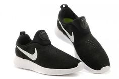 2c20d0db3c65 2015 Nike Roshe Run World Cup Germany Retro Mens Couples Black White Nike  Shoes For Sale