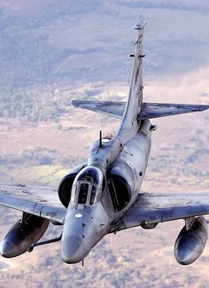 aerophotography:  A-4 Skyhawk