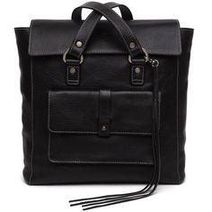 Adax - Cremona Cadillac Backpack 259807 - Black