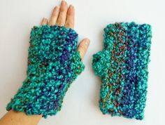 Fingerless Turquoise Blue Gloves available at Golden Heart Crafts. Check it out! Blue Gloves, Golden Heart, Heart Crafts, Fingerless Gloves, Arm Warmers, Turquoise, Check, Handmade, Fashion