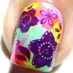 #Nailstorming // C'est l'Printemps by I'm A Nail Art Addict!