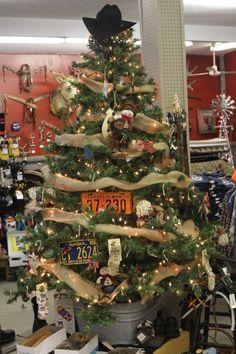 Western Christmas Tree Decorations.35 Best Cowboy Christmas Tree Images Cowboy Christmas