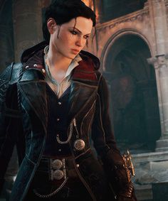 #AssassinsCreedSyndicate Evie Frye
