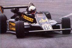 Manfred Winkelhock  - Maurer MM81 BMW/Mader - Maurer Motorsport - 1981 Formula 2 European Championship