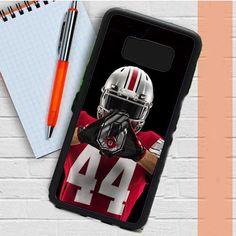 Ohio State Buckeyes Football Samsung Galaxy S8 Plus Case Dewantary