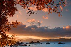 Sand Harbor sunset, Lake Tahoe - Flickr - Photo Sharing!