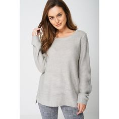 Infuse your look with uptown polish in this Jones New York Collection cardigan, crafted in a textured boucle knit with solid ribbed trim. Complete the refined look with a chic pencil skirt and a string of pearls. Cardigans For Women, Purl Soho, Wool Sweaters, Cotton Linen, Knit Dress, Wool Blend, Plus Size, Casual, Fashion Styles