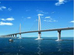 Cable-Stayed Bridge | Strategic bridges in Nigeria - Oron to Calabar Unity Bridge.