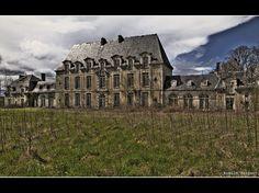 Château des Singes | chateau des singes par romainbergeot sur flickr l escalier des singes ...
