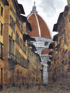 David Gentleman - Italy