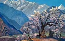 Museum shop large prints 20 by 28 in. Nicholas Roerich, Museum Shop, Beautiful Paintings, Landscape Paintings, Landscapes, Large Prints, Great Artists, Gifts, Krishna