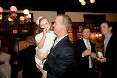 Peyton with his niece May.
