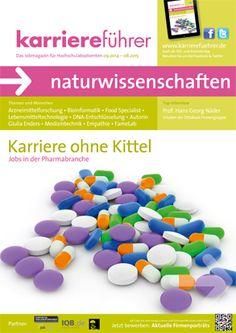 karriereführer naturwissenschaften Ausgabe 2014.2015