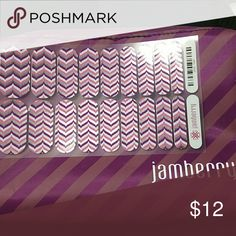 """??Jamberry Full Sheet! This sheets name is """"GALA"""". It's a full sheet which will do 2 Manis and 1 pedi! Jamberry Other"""
