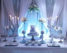 Anniversary Wedding Party Ideas | Photo 6 of 12 | Catch My Party
