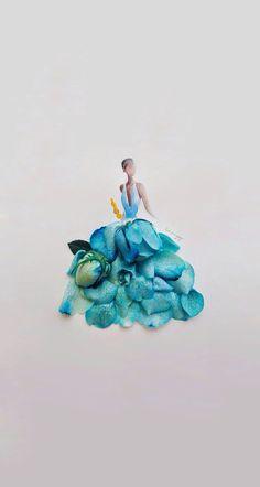 Flower Gown 03
