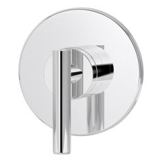 Symmons Dia 3 Port Dual Outlet Diverter Valve and Trim Finish: Chrome Shower Faucet Handles, Sink Faucets, Modern Contemporary Bathrooms, Contemporary Design, Shower Diverter, Glass Vessel Sinks, Wall Mount Faucet, Delta Faucets, Satin