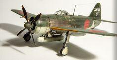 Kawanishi N1K1 Ja Shiden Type 11 1 48 Built | eBay