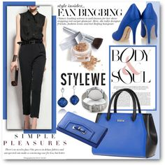 StyleWe II/19 by tanja133 on Polyvore featuring moda, Liam Fahy, Tacori and…