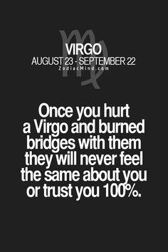 Zodiac Mind - Your source for Zodiac Facts. this is so true, I'm a Virgo Leo Virgo Cusp, Virgo Traits, Virgo Love, Virgo Sign, Zodiac Signs Virgo, Virgo Horoscope, Zodiac Star Signs, Zodiac Mind, Zodiac Facts