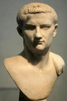 Caligula. He was one ancient Roman bad-ass.