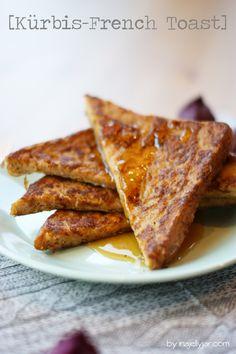 French Toast mit Kürbis von inajellyjar
